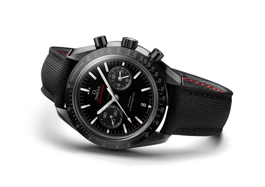 """Revival"" Watch Prize: Omega, Speedmaster ""Dark Side Of The Moon"""
