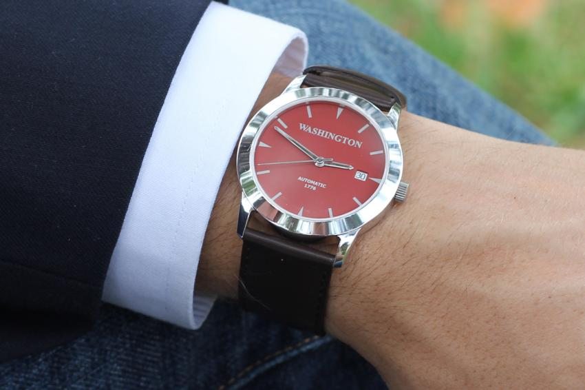 1776 with Deep Red dial.