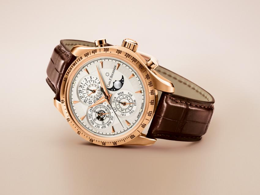 Carl F. Boucherer Manero ChronoPerpetual Limited Edition