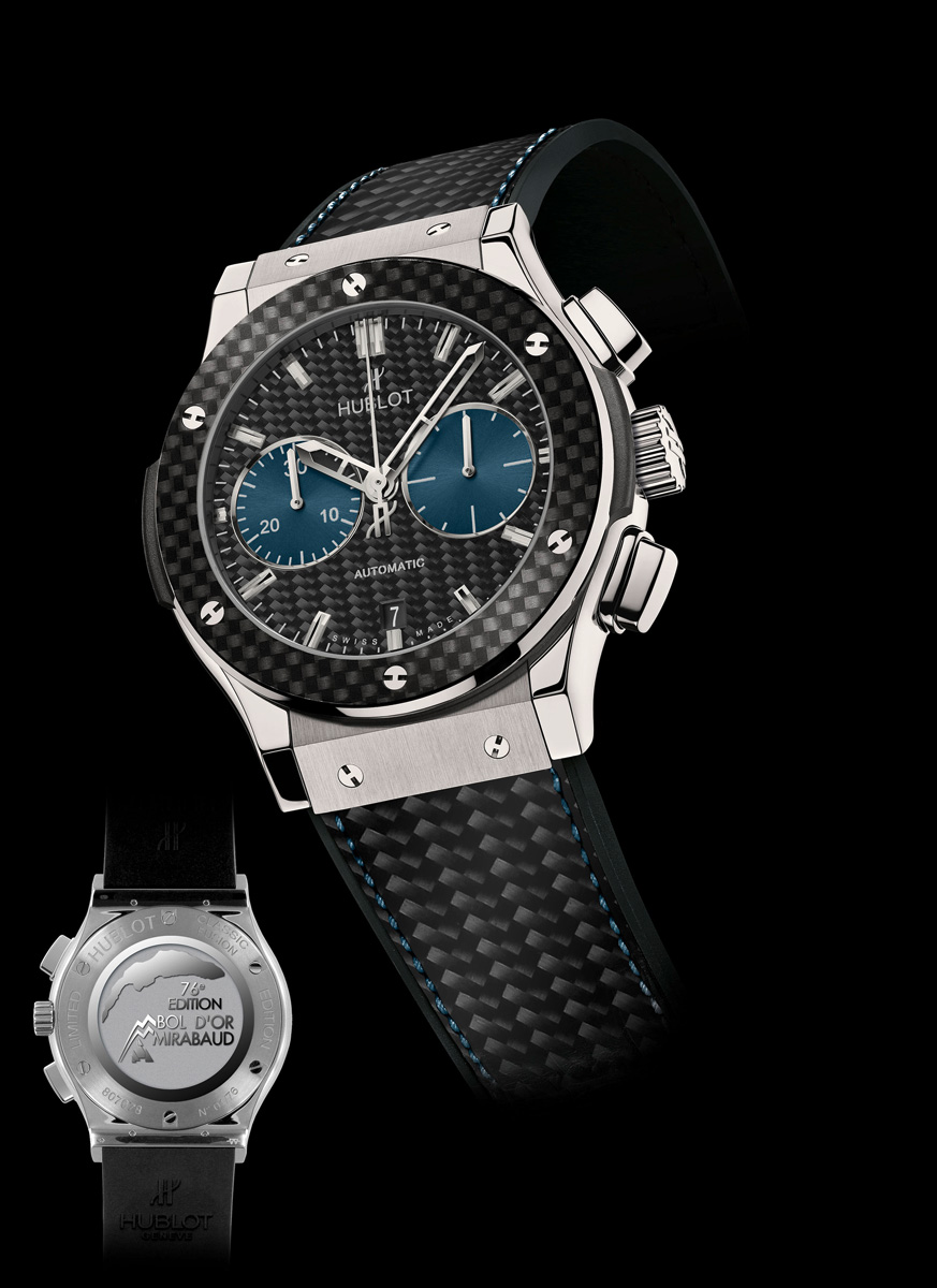 Hublot Classic Fusion Bol D Or Mirabaud 2014 Watchpaper