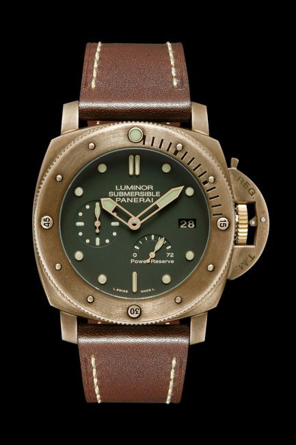 Panerai Luminor Submersible 1950 3 Days Power Reserve Automatic Bronzo (PAM00507)