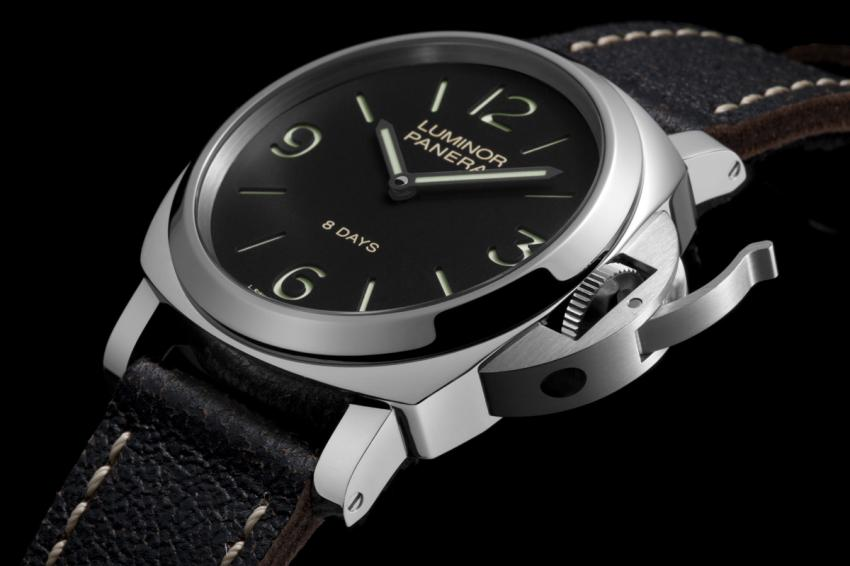 Panerai Luminor Base 8 Days Acciaio PAM00560
