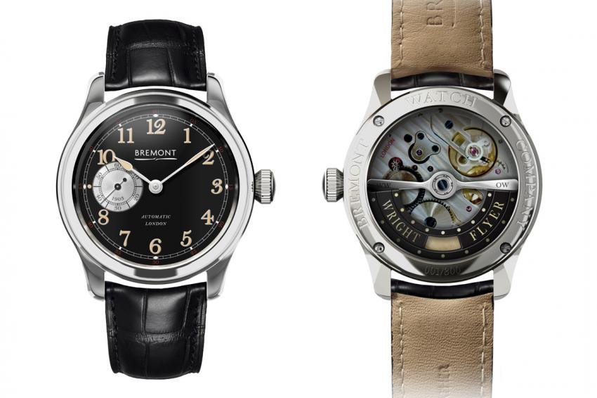 Bremont Wright Flyer Stainless Steel