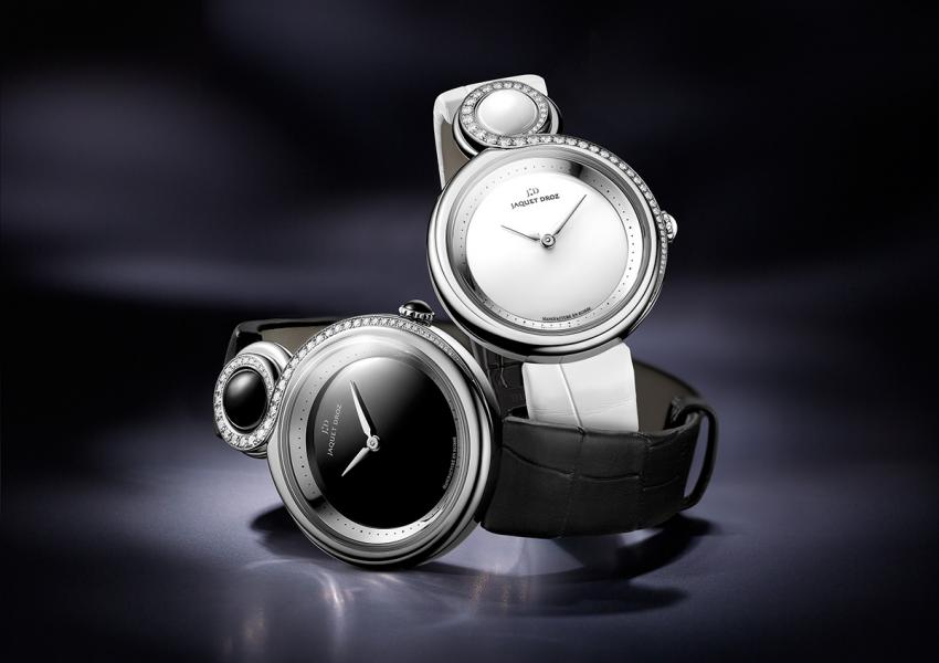 Jaquet Droz Lady 8 ceramic