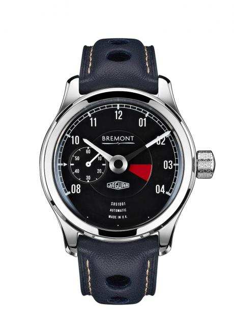 The Lightweight E-Type watch marks the start of a long term relationship for Jaguar and Bremont.