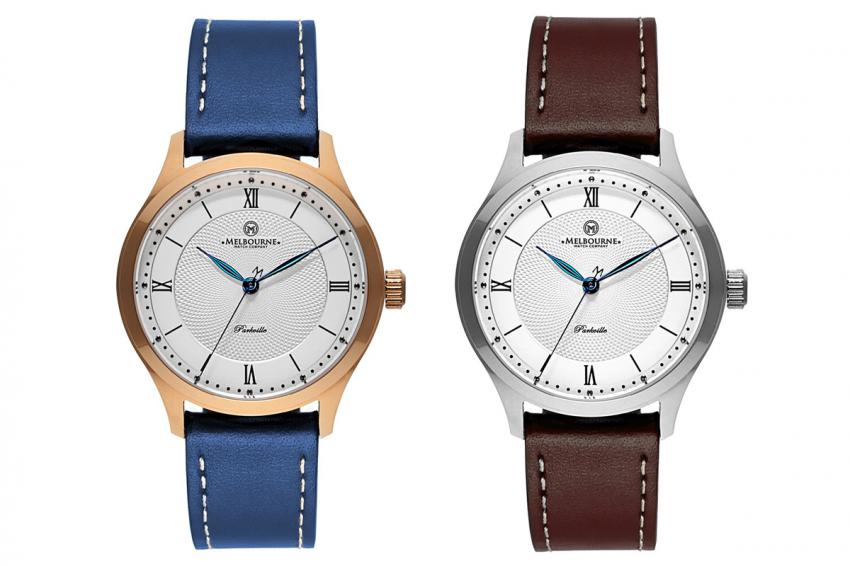 Malbourne Watch Company is taking preorders for their upcoming model, the 36 mm Parkville