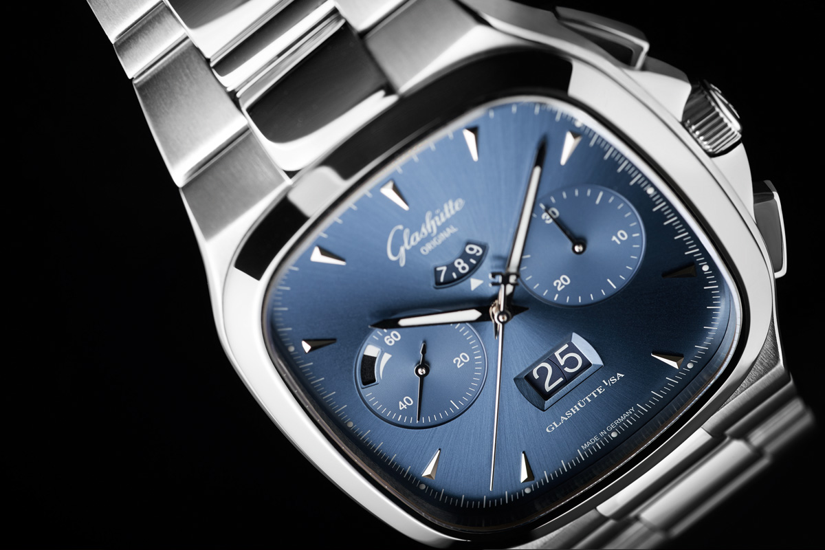 Glash 252 Tte Original Rolls Out Two Chronographs Using The