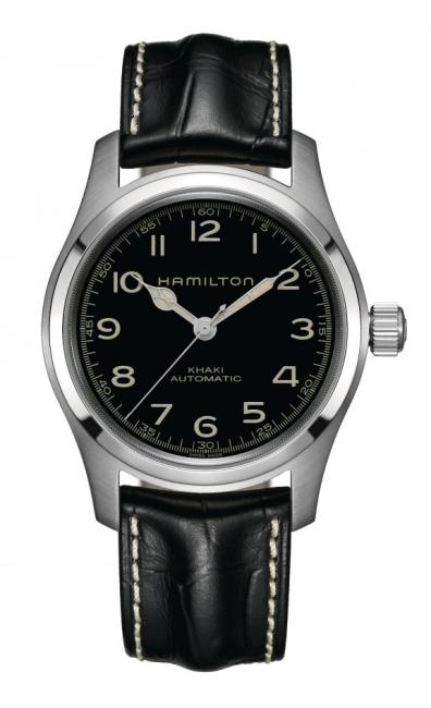 The one-of-a-kind Hamilton Khaki Special Edition Interstellar designed for  Murph.