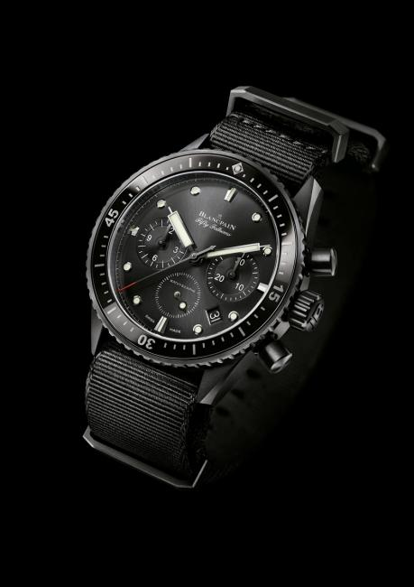 Blancpain Fifty Fathoms Bathyscape Flyback Chronographe
