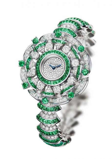 Jewellery Watch Prize: Bulgari, Diva High Jewellery Emeralds