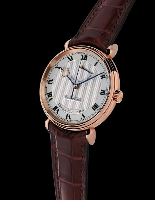 Men's Watch Prize: Urban Jürgensen & Sonner, Central Second