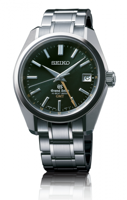 """Petite Aiguille"" Prize, rewarding watches under CHF 8,000, went to Seiko, Grand Seiko Hi-Beat 36000 GMT"