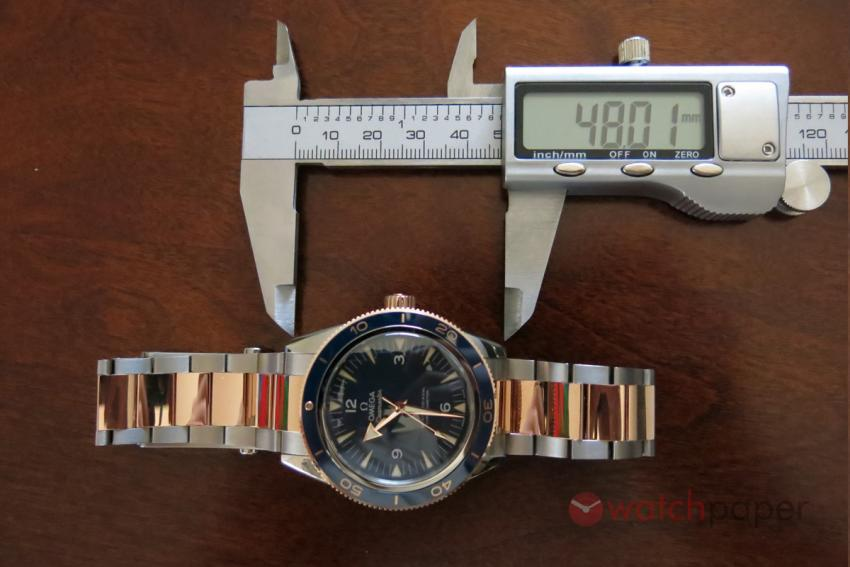 Omega Seamaster 300 Master Co Axial Hands On Review And