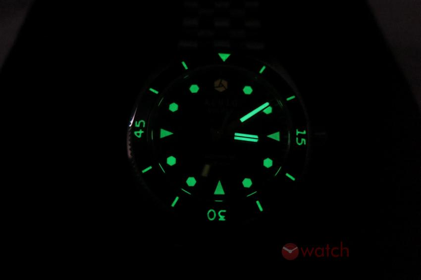 AEVIG Huldra in the dark