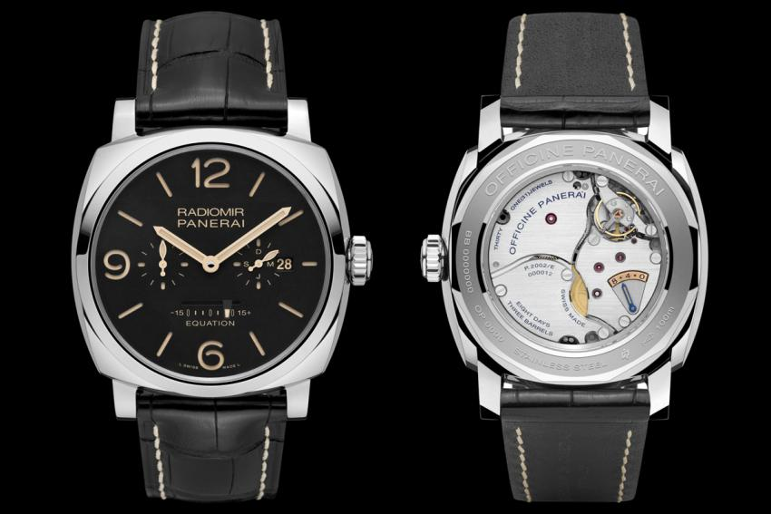Panerai Radiomir 1940 Equation of Time 8 Days – 48 mm (PAM00516)