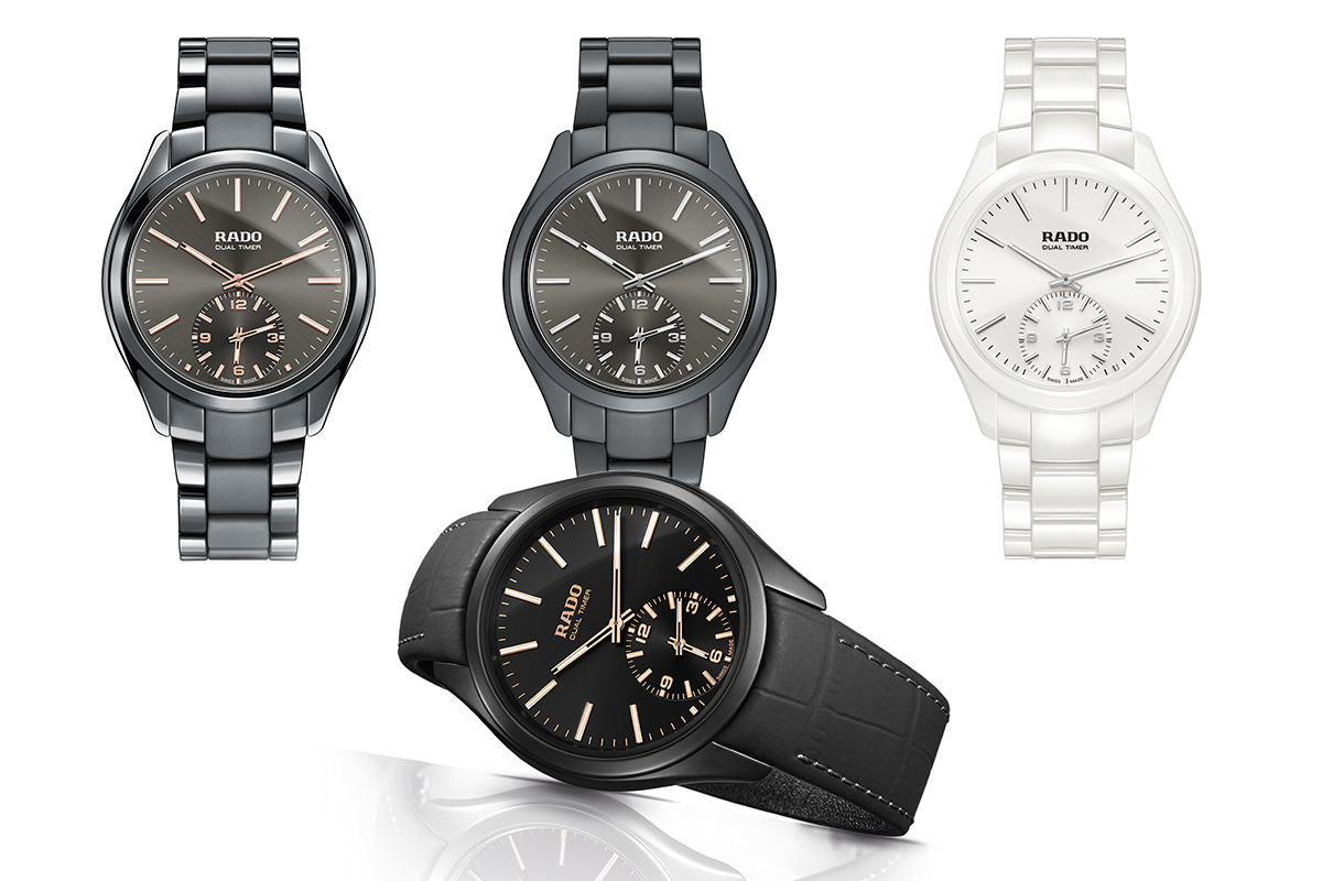 Rado Hyperchrome Touch Dual Timer Hands On Review