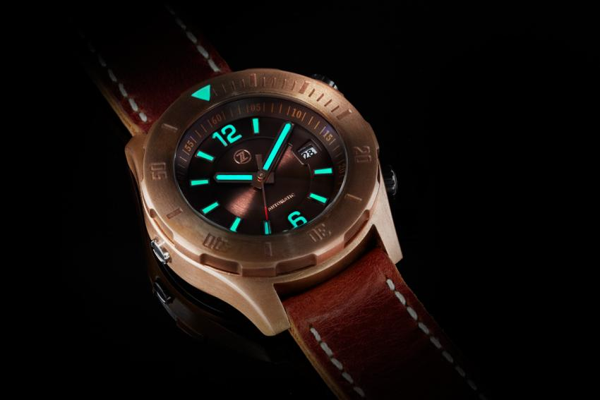 Zelos Abyss shining in the dark