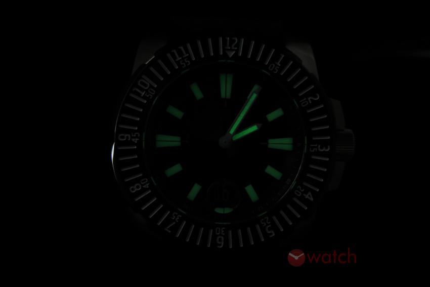 Lume shot of the Florijn
