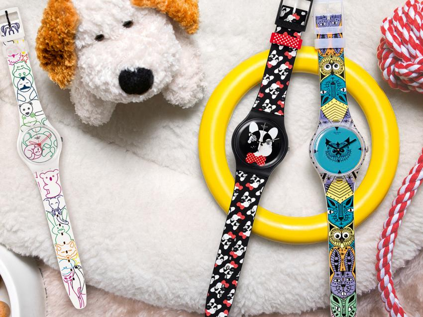 Cats, parrots, the Instagram sensation Andy Baby, the French Bulldog and other pets inspired the My Pet & Me collection.