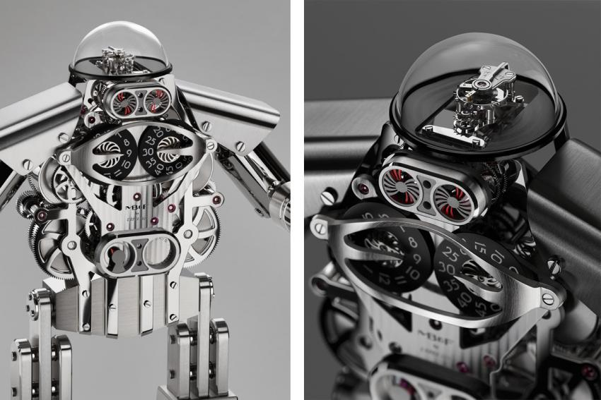 A closer look at the MB&F Melchior