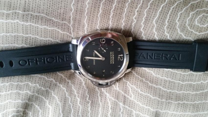 The PAM00359 on rubber.