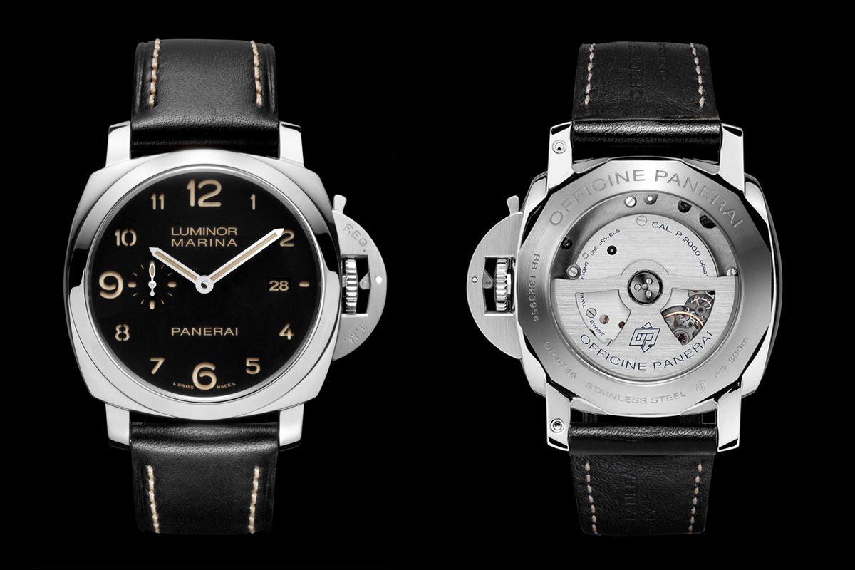 """Panerai Luminor Marina 1950 3 Days automatic""的图片搜索结果"