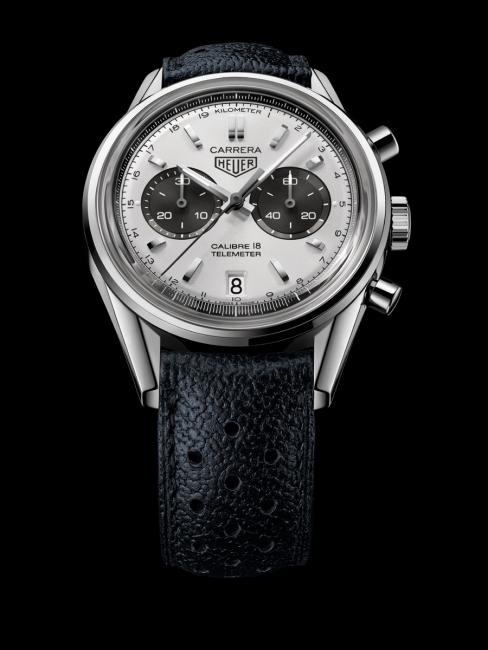 TAG Heuer Carrera (39 mm)  Calibre 18 - automatic chronograph