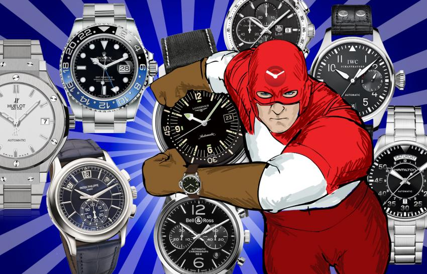 TimeCaptain's critical look at watch brands