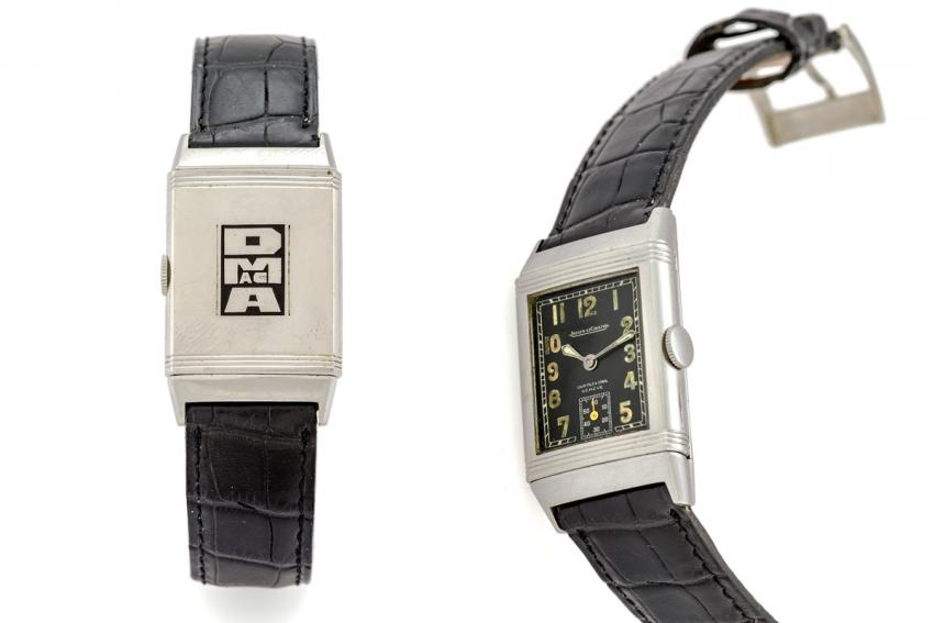 General MacArthur's Jaeger LeCoultre Ref. 201 Early Reverso