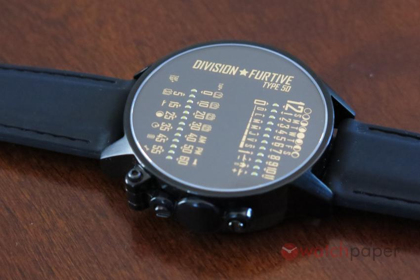 Division Furtive Type 50