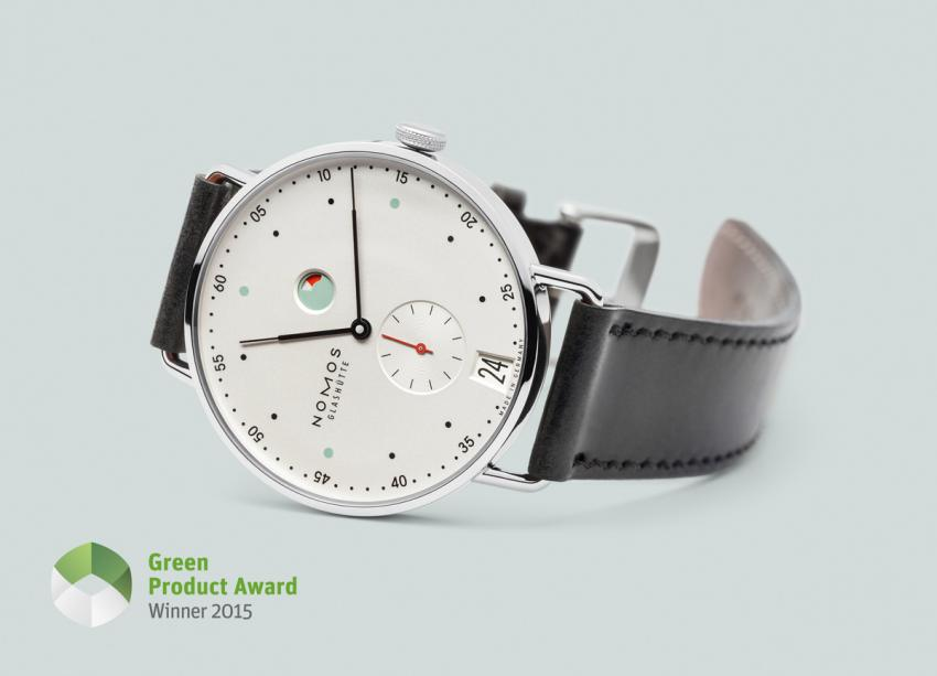 The award winning NOMOS Glashütte Metro