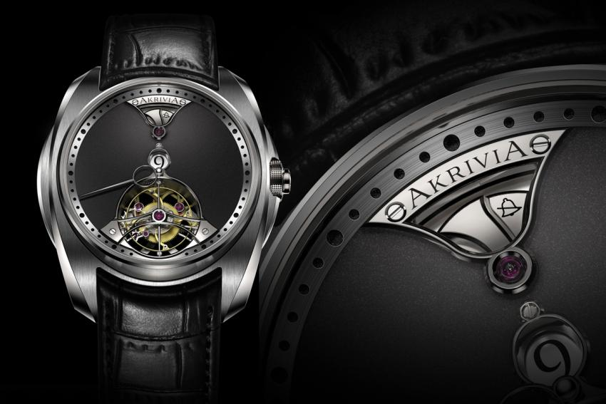 Akrivia Tourbillon Chiming Jump Hour