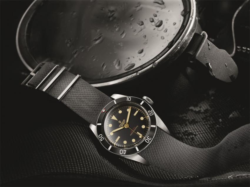 Tudor Heritage Black Bay One for Only Watch 2015