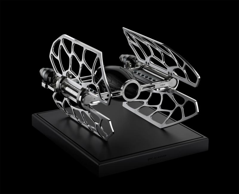 MB&F MusicMachine 3 with black finish
