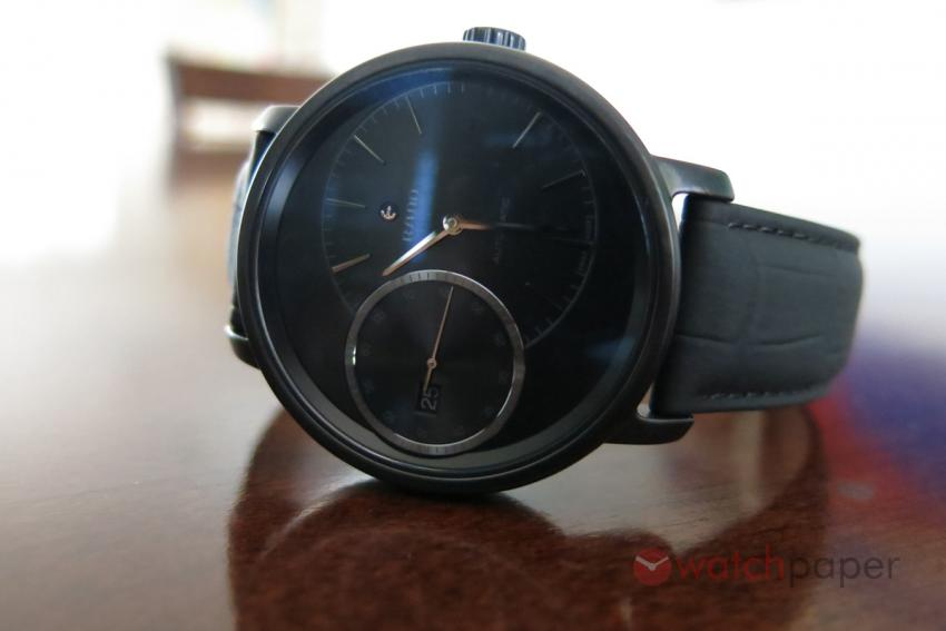 Rado DiaMaster Grande Seconde Automatic Ref.No. 657.0128.3.416