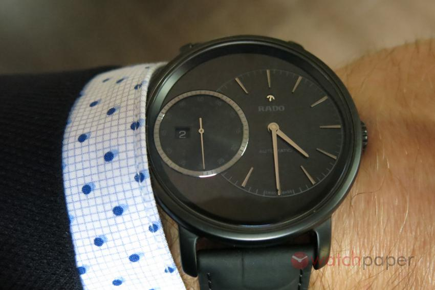 Rado DiaMaster Grande Seconde Automatic