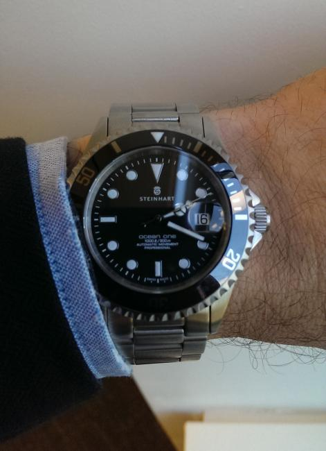 Steinhart Ocean One Black