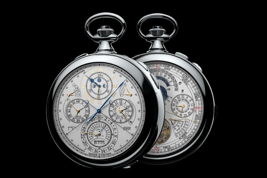 The two faces of the Vacheron Constantin Reference 57260