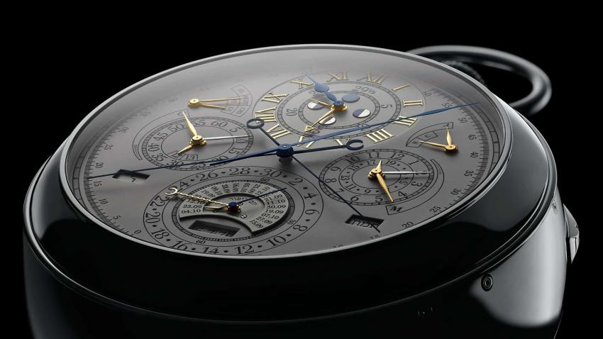 The front of the Vacheron Constantin 57260