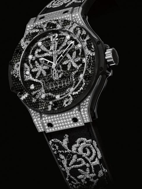 Hublot, Big Bang Broderie