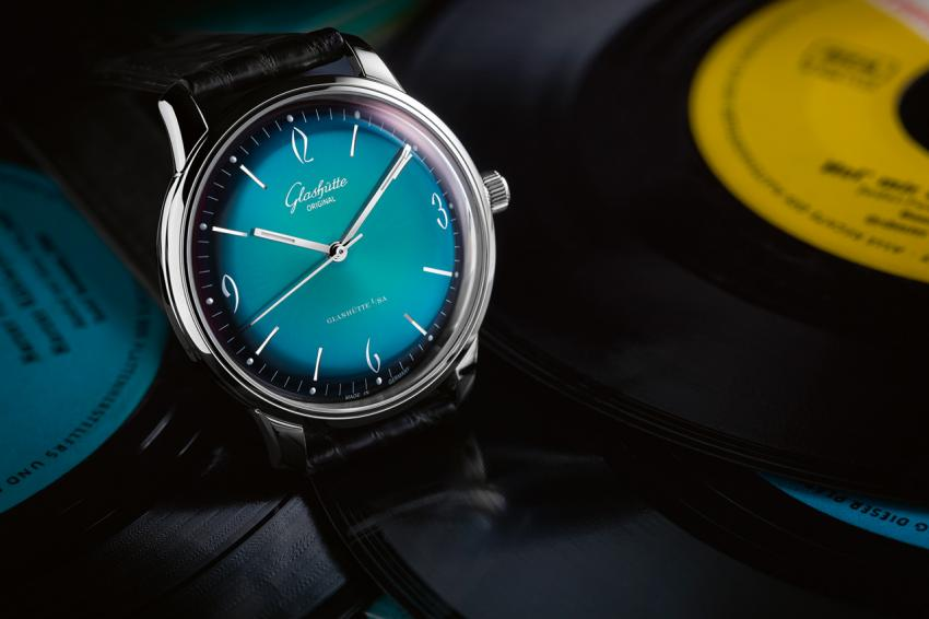 Glashütte Original Sixties Aqua