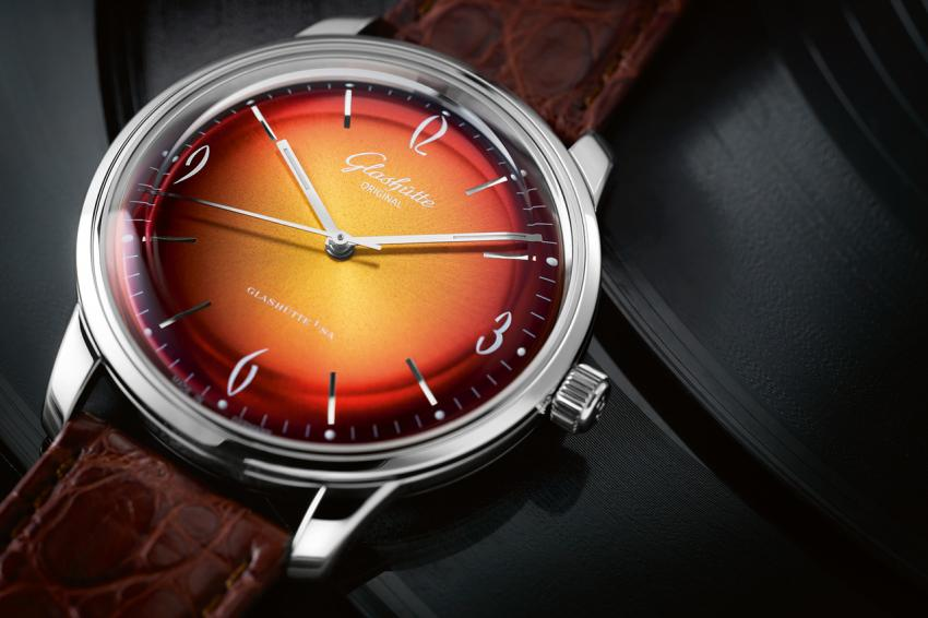 Glashütte Original Sixties Red