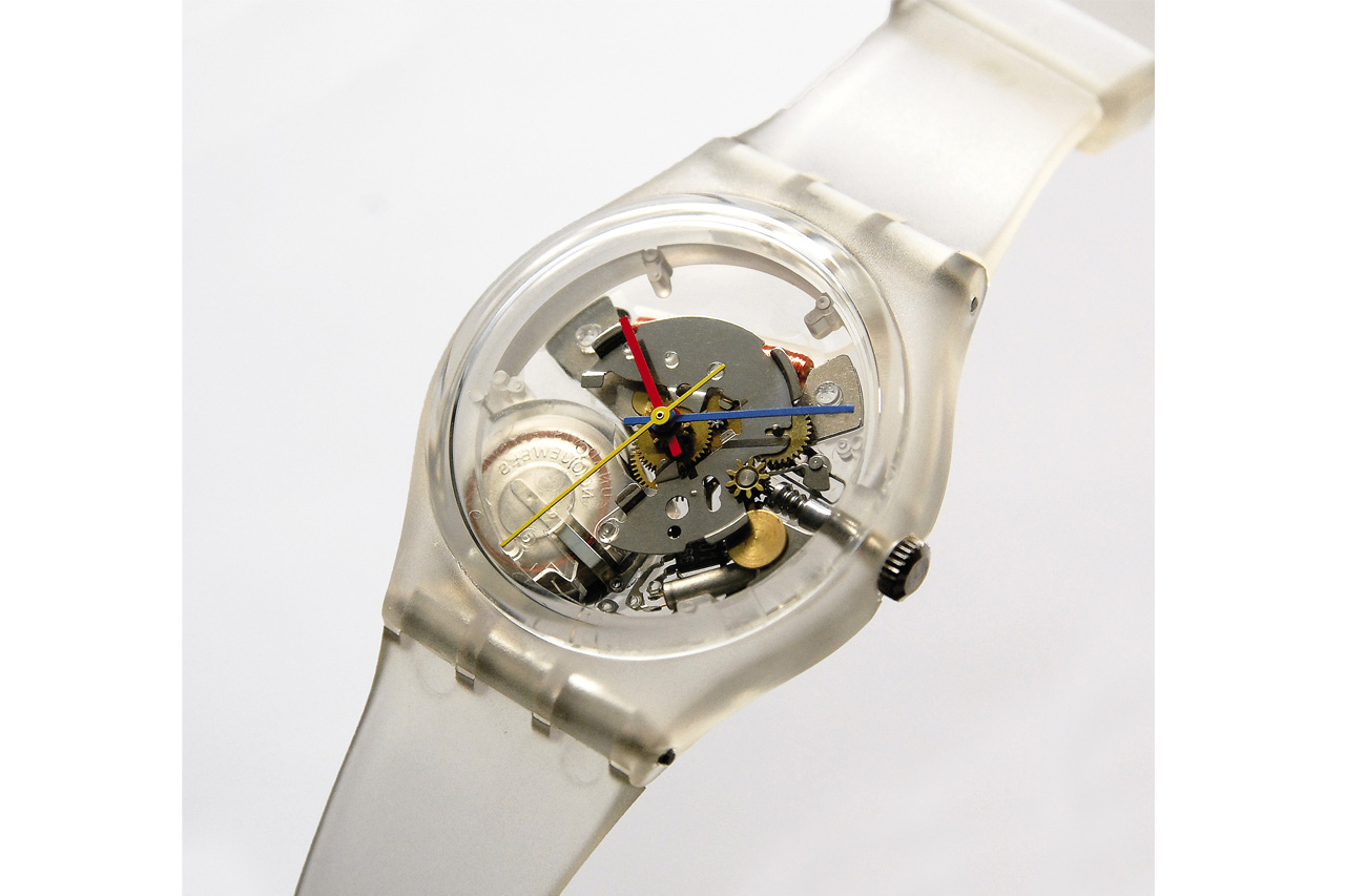 """the birth of swatch essay Free essay: swatch and the global watch industry in the 1980's, swiss  watchmakers began to  """"the birth of swatch"""" 1) why was the swatch so  successful."""