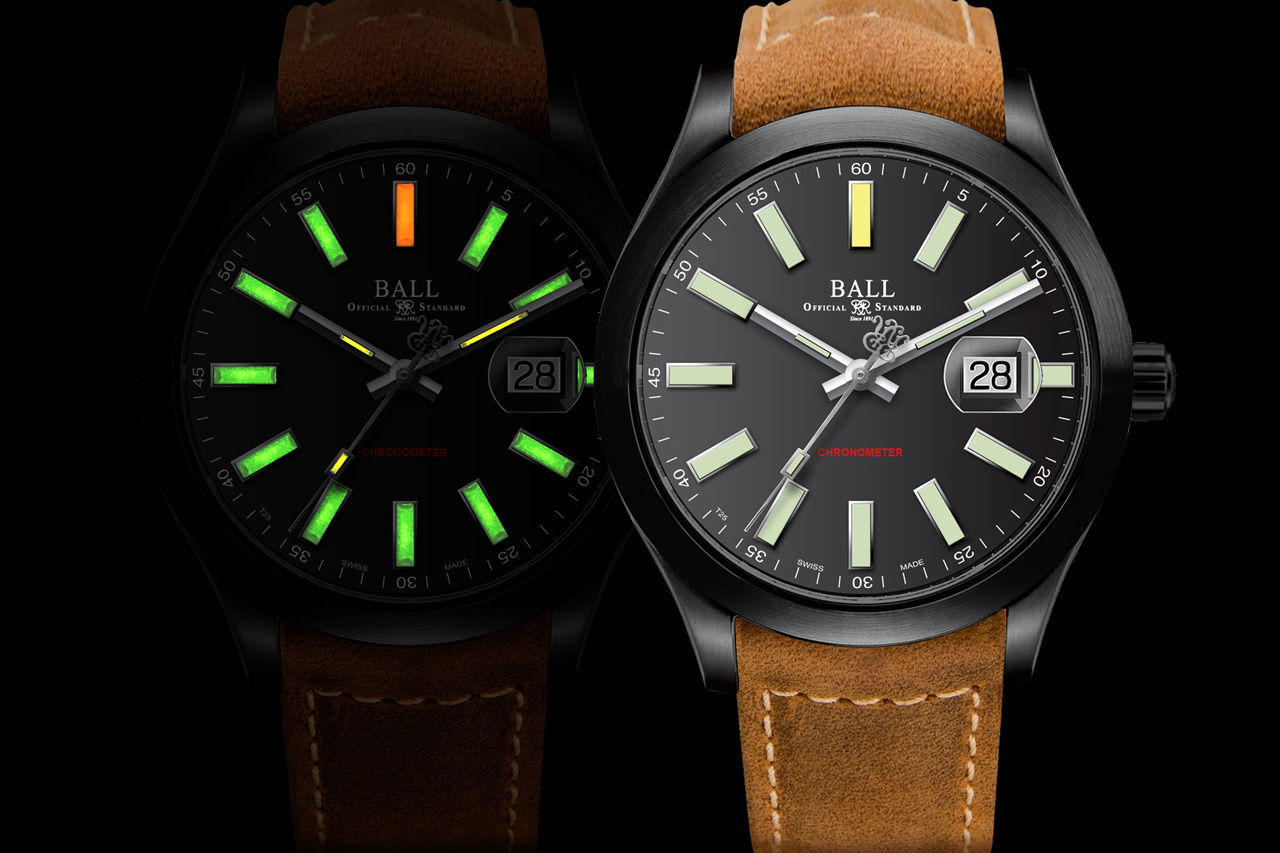 11 military watches 2015 remembrance day special watchpaper for Ball watches