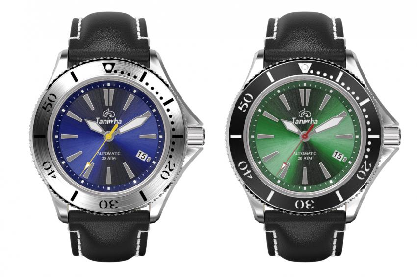 Taniwha is adding new dial colours to the Uraroa collection.