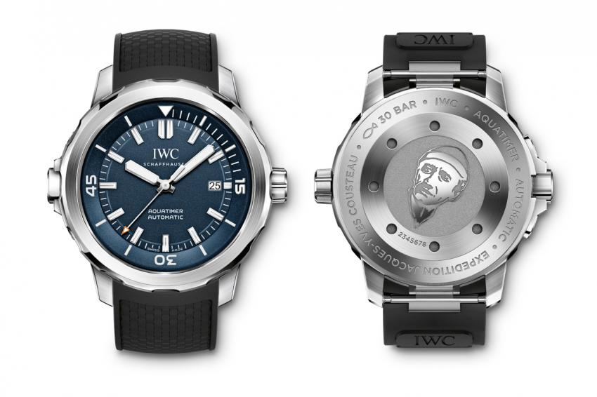 """IWC Aquatimer Automatic Edition """"Expedition Jacques-Yves Cousteau"""" (Ref. IW329005)"""