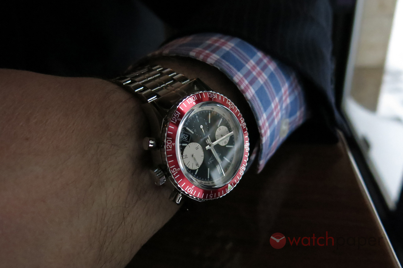 Longines Heritage Diver 1967 Reviewed Watchpaper