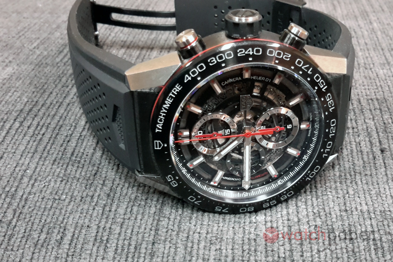 TAG Heuer Carrera Calibre Heuer 01 Reviewed