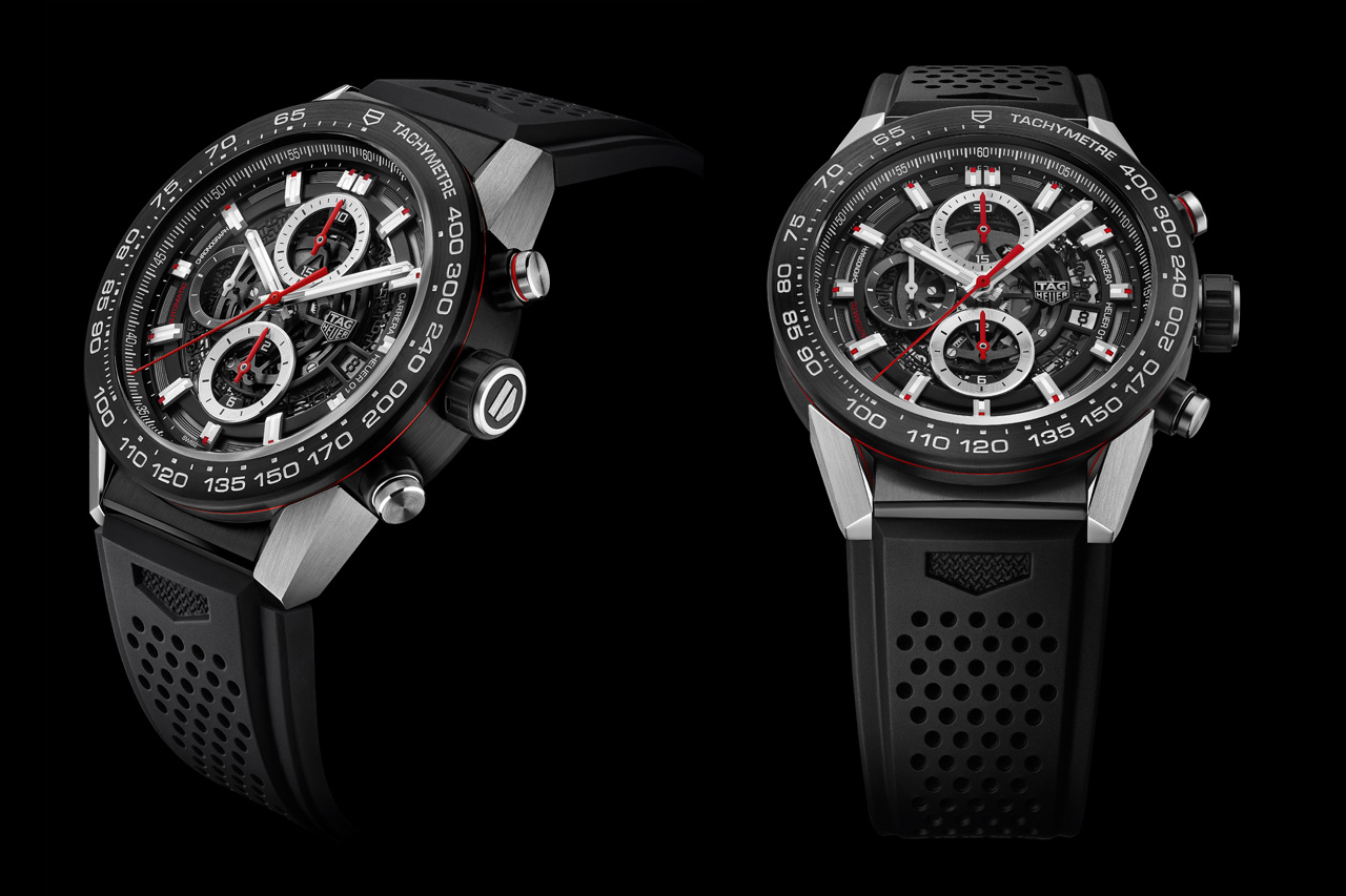 watches reservoir monochrome racing inspired car supercharged from baselworld auto tour gt