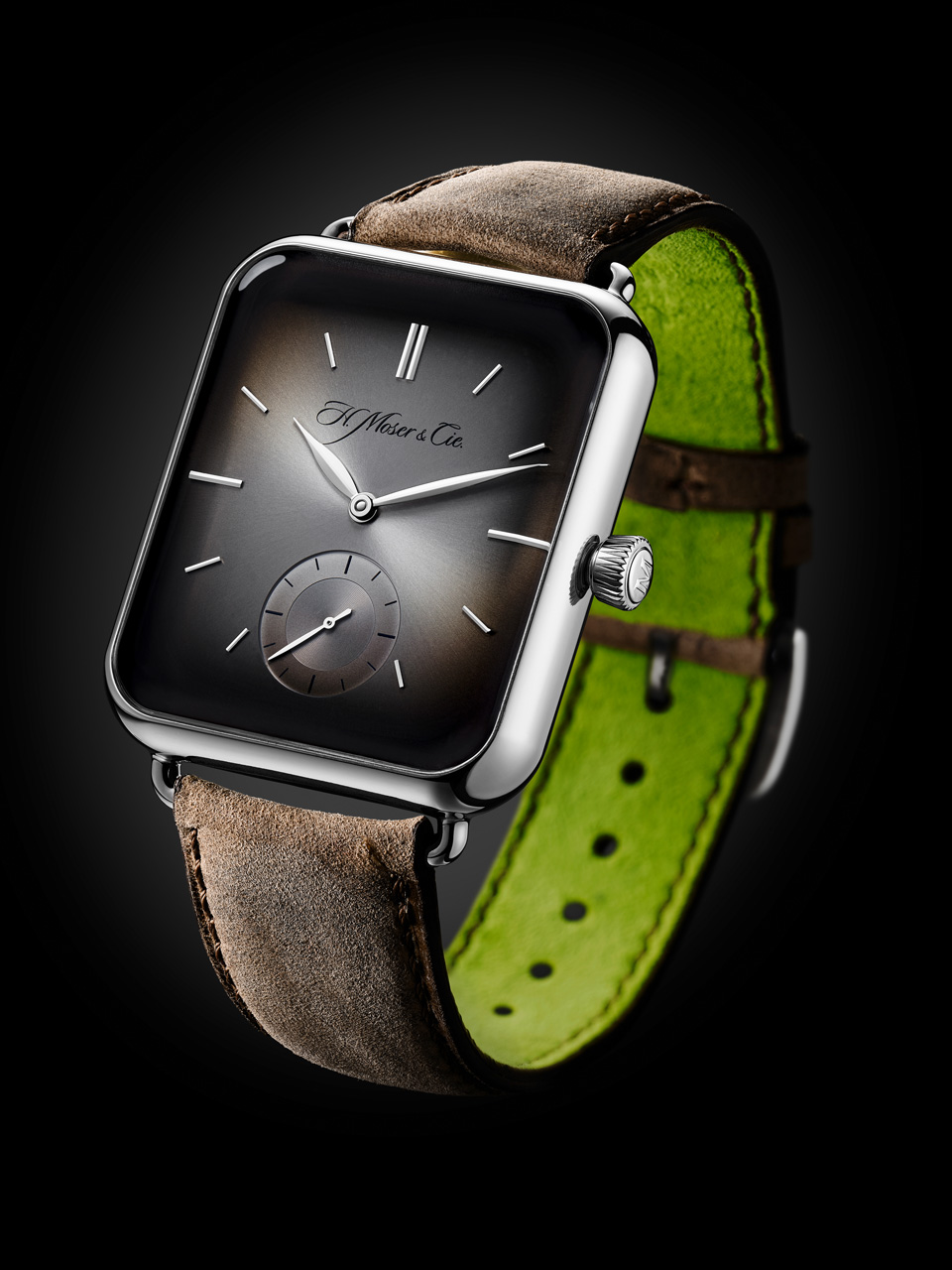 Watch Videos Music And Live Streams On The App: H. Moser & Cie. Swiss Alp Watch
